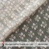 Venta al por mayor barata de la tela del cordón del poliester de la materia textil (M5166)