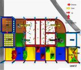 Beifall-Unterhaltungs-Sicherheits-Innenspielplatz-Eignung-Gerät für Verkauf
