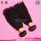 Unverarbeitete Großhandelsjungfrau-brasilianisches lockiges Haar des Grad-8A, klassische Jerry-Rotation-Frisuren für schwarze Frauen