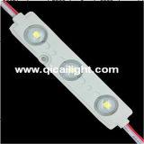 Inyección 3030 con el módulo de la lente LED