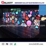 P2.98/P3.91/P4.81/P5.95 visualización de pantalla de interior del alquiler LED que hace publicidad para la demostración del acontecimiento, etapa, conferencia