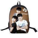Новых молодых учащихся средней школы школьные сумки Star рисунка символа для мужчин и женщин в рюкзак рюкзак