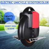 電気Unicycleのスクーターのバランスをとっている熱い販売法X3の自己