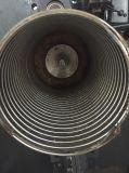 Flexibles Metallrohrleitung, die Maschine herstellt
