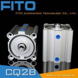 Le SMC tapent à la qualité Cq2 le cylindre pneumatique/légèrement et rendent le cylindre pneumatique compact
