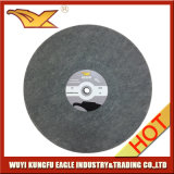 Roue de nylon en nylon de 10 po non tissée (250X50mm, 7P)