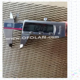 Расширения титана сетка электродов в хлор щелочной промышленности