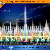 Fontaine de flottement de Seafountain d'éclairage LED de lac décoratif design