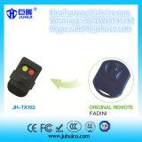 Univeersal Fadini Rolling Código Transmisor Remoto Fob Reemplazo de Alarma de coche o puerta de garaje