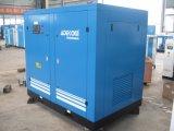 Het water koelde de Roterende Gesmeerde Industriële Compressor van de Lucht van de Schroef (KD75-13)