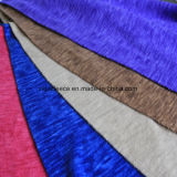 多彩な印刷の効果のジャケットファブリックが付いているカチオンの北極の羊毛