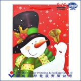 Embalaje de regalo Compras Wholesales personalizado impreso el logotipo de la bolsa de papel Kraft