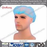 Nichtgewebte Bouffant Schutzkappen-Haar-Netz-Pöbel-Wegwerfschutzkappe für Krankenhaus