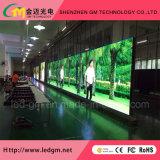 Visualizzazione di LED di colore completo P6/schermo/segno dell'interno per l'esposizione della fase