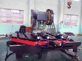 Única máquina de perfuração aluída J12s-63tons do furo do metal de folha da imprensa de potência