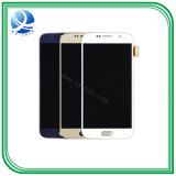 Pantalla LCD del teléfono móvil para las visualizaciones del borde S7 S5 de Samsung S6