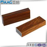 Aluminiumstrangpresßling-Quadrat-rechteckiges Gefäß/Rohr