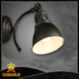 Lampada da parete domestica industriale dell'oggetto d'antiquariato di illuminazione del tubo del metallo di illuminazione (KABS5004)