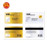 Carte d'adhésion Smart Smart VIP avec bande magnétique