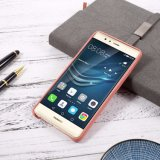 Caja de cuero del teléfono celular para Huawei P9