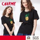 Mesdames fashion Loisirs Preppy T-shirt de fruits