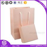 Simple papel blando cosmético de embalaje caja de juguetes