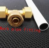 3 lignes de tuyau de soudage PE-Al-PE Butt pour gaz