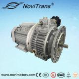 Motores flexibles trifásicos del motor síncrono del imán permanente con el gobernador de velocidad (YFM-90/G)