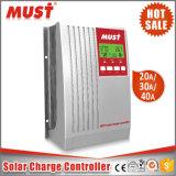 contrôleur solaire de charge de 40A MPPT avec la conformité de la CE