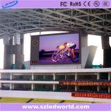 Écran polychrome de panneau d'Afficheur LED de définition élevée d'intérieur pour annoncer () P3, P4, P5, P6)