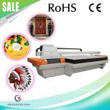 Máquina de impressão UV do diodo emissor de luz da folha de metal do grande formato