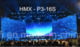 Haute qualité de l'écran à affichage LED Cabinet P3 Utilisation en intérieur
