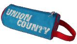Fermeture à glissière sac sacs à main personnalisé de verrouillage de la Chine Sac crayon ronde