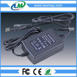 AC/DC 5V/9V/12V 12W Tischplattenenergien-Adapter