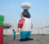 Giant Inflatable Cook / Chef Cartoon Balloon K2103