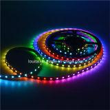 크리스마스 훈장을%s 12V 2812 60LEDs/M 마술 LED 지구