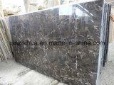 中国暗いEmperadorの大理石のタイルか平板またはステップまたはカウンタートップ