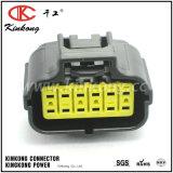 12 Pinの女性Tyco/AMP 174661-2/184058-1waterproof自動車ギアシフトセンサーのコネクター