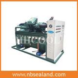 Unidad de condensación paralela semihermética de la refrigeración por agua