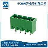 Schneller Stecker-Typ Platz-rechtwinkliger Draht-Verbinder-Mann der Klemmenleiste-5.08mm von der Chinese-Fertigung