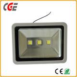 증명서를 가진 150W LED 플러드 옥외 점화 산업 빛