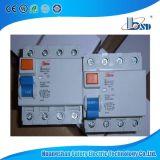 Corta-circuitos actuales residuales de la identificación 4pole 40A 30mA 100mA RCCB