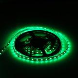 高い明るさIP67の緑色SMD5050チップ60LEDs 14.4W DC12V LEDストリップ