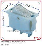 전원 소켓을%s 전과자 Ss22 로커 스위치