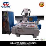 Gedruckte Bild-Form-Ausschnitt CNC-Ausschnitt-Maschine CNC-Fräser Vct-CCD1325atc8