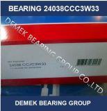 Rolamento de rolo esférico 24038 CCC3w33 da alta qualidade com gaiola de aço