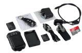 Portable Ambarella Enregistreur DVR 1080P avec appareil photo de police de police de 2 pouces
