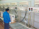 힘 잡종 9000-36000BTU를 가진 쪼개지는 태양 에너지 에어 컨디셔너를 저장하십시오