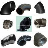 Gomiti forgiati della saldatura del acciaio al carbonio degli accessori per tubi