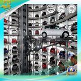 Подъем стоянкы автомобилей автомобиля Vertial механически
